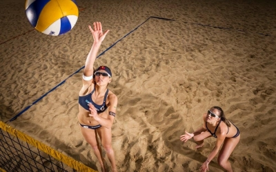 History of Beach Volleyball