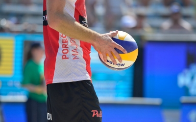 The Lowdown on Beach Volleyball