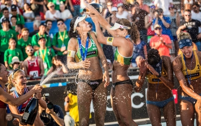Brazilian women reign at Poreč Major
