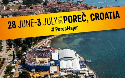 Poreč Major, Croatia: 28 June – 03 July 2016