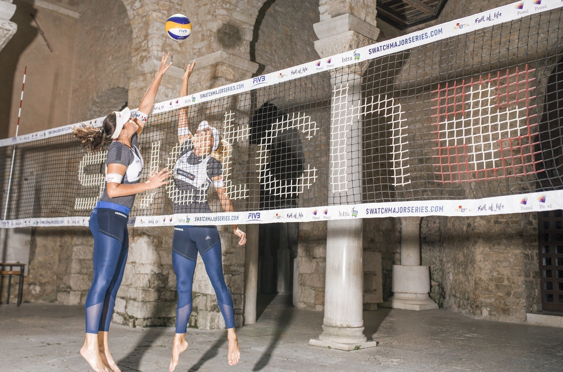 Photocredit: Marjan Radovic/Swatch Beach Volleyball Major Series