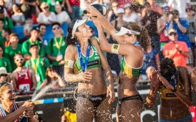 Larissa/Talita out to regain Poreč gold