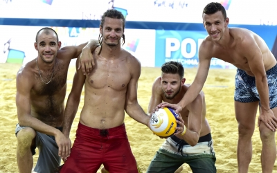 Tough task for Perišić in Poreč pool play
