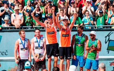 Injury halts 2015 Poreč champs progress
