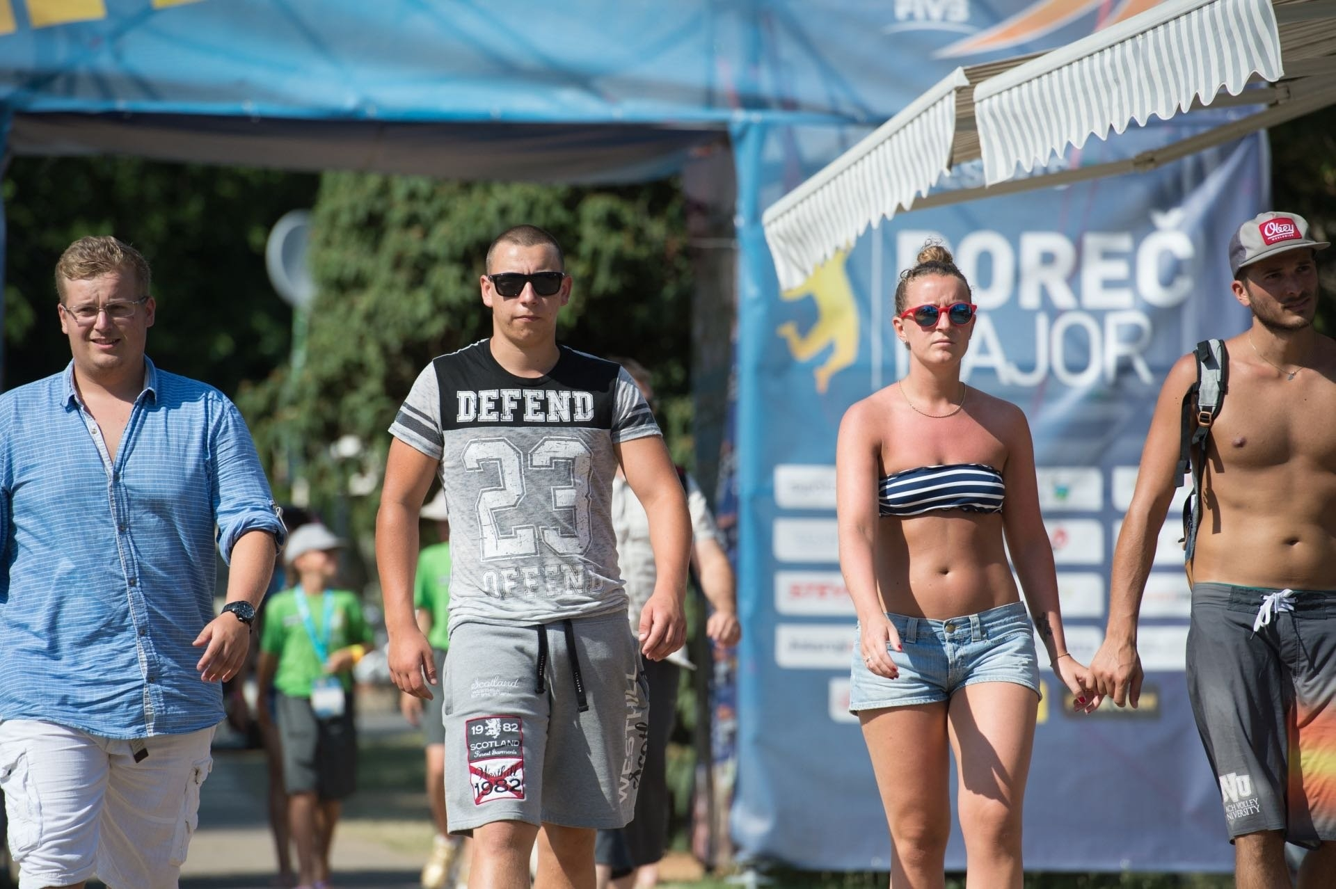 Ready for the #PorecMajor like… Photocredit: Bernhard Horst